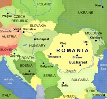 bucharest geography