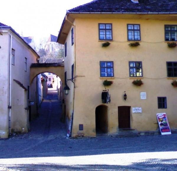 Casa lui Vlad Dracul